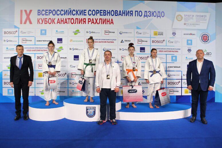 «Кубок Анатолия Рахлина» по Дзюдо 2007-2008